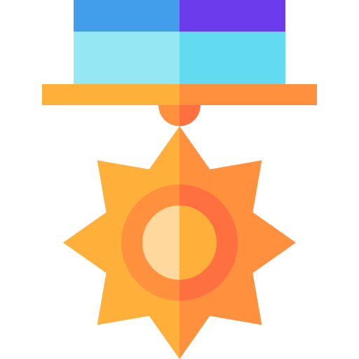 photo medal profile